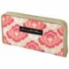 Petunia Pickle Bottom Wanderlust Wallet in Flowering Firenze