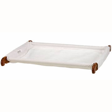 Cariboo Bassinet Changer in Teak