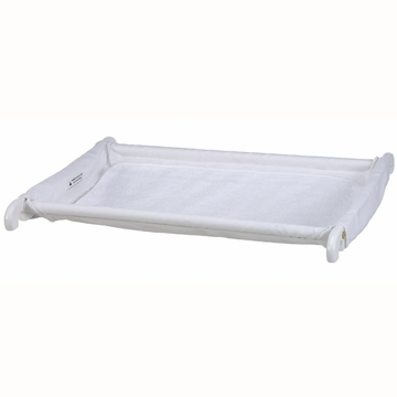 Cariboo Bassinet Changer in White