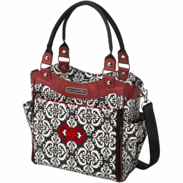 Petunia Pickle Bottom City Carryall in Frolicking in Fez