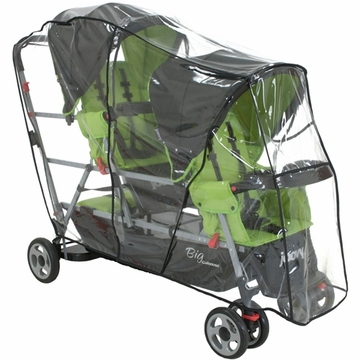 Joovy Big Caboose Rain Cover