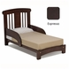 Cariboo Crib Toddler Bed Conversion in White