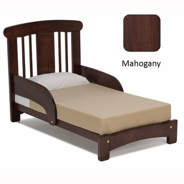 Cariboo Crib Toddler Bed Conversion in Espresso