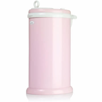 Ubbi Diaper Pail - Light Pink