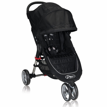 Baby Jogger City Mini Single Black / Gray