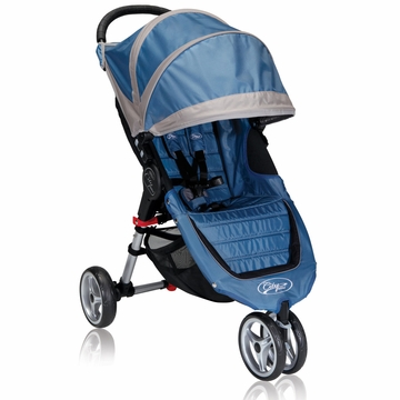 Baby Jogger City Mini Single Blue / Gray