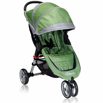 Baby Jogger City Mini Single Green / Gray