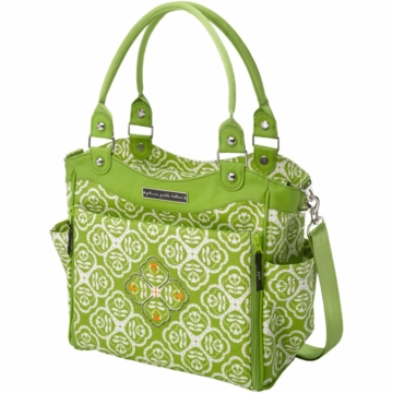 Petunia Pickle Bottom City Carryall in Gardens in Glasgow