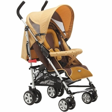Zooper 2011 Twist Lightweight Umbrella Stroller in Amber Yellow