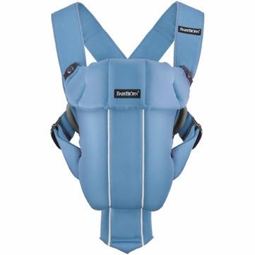 BabyBj�rn Original Baby Carrier - Light Blue
