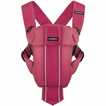 BabyBj�rn Original Baby Carrier - Raspberry