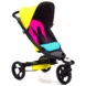 Bloom Zen Stroller in Magenta Cyan