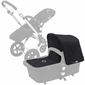 Bugaboo Cameleon 3 Tailored Fabric Set - Black
