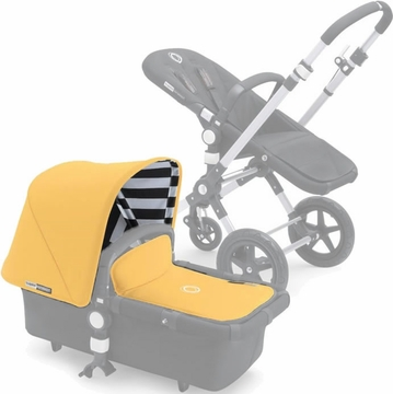 Bugaboo Cameleon 3 Tailored Fabric Set in Sunny Gold