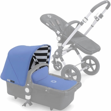 Bugaboo Cameleon 3 Tailored Fabric Set in Jewel Blue