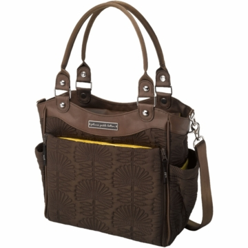 Petunia Pickle Bottom City Carryall in Hotel de Ville Stop