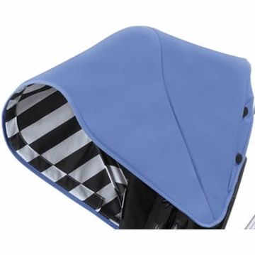 Bugaboo Bee Plus Sun Canopy in Jewel Blue