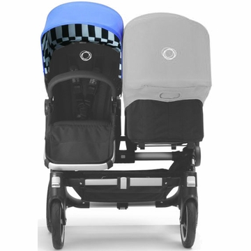 Bugaboo Donkey Sun Canopy in Jewel Blue