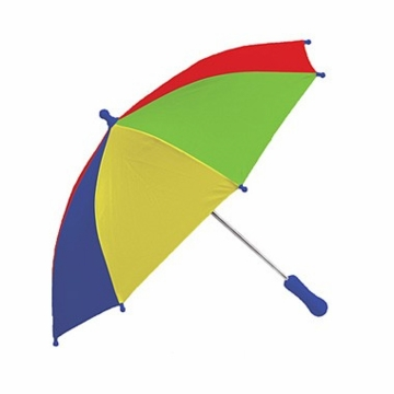 iPlay Light Umbrella in Solid Color Blocks - Boy