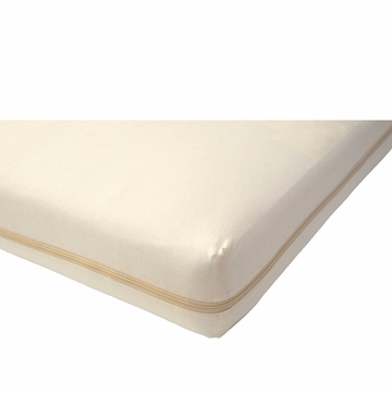 Moonlight Slumber All-In-One Organic Cotton Crib Mattress Coverlet