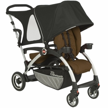 Joovy Ergo Deluxe Seat Cover in Brownie