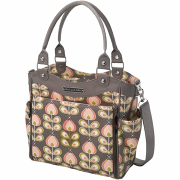 Petunia Pickle Bottom City Carryall in Oslo in Bloom