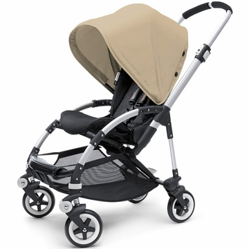 Bugaboo Bee Plus Stroller - Black / Sand