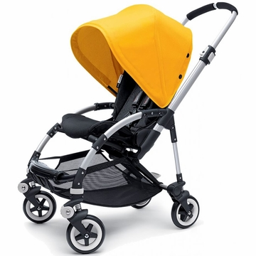 Bugaboo Bee Plus Stroller - Black / Yellow