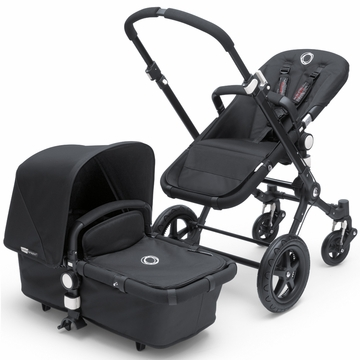 Bugaboo Cameleon 3 Special Collection Stroller - All Black