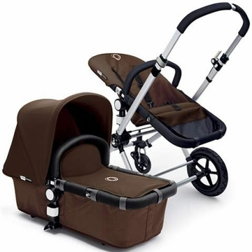 Bugaboo Cameleon Plus - Brown Base / Brown Fabric - Outlet