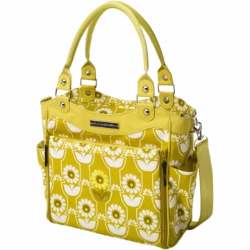 Petunia Pickle Bottom City Carryall in Sunlit Stockholm