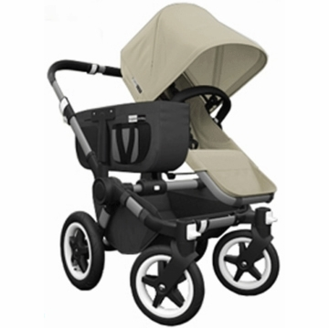 Bugaboo Donkey Compact Fold Mono Stroller in Sand/Sand