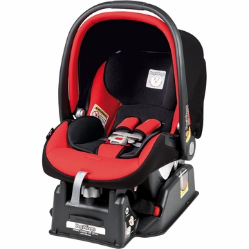 Peg Perego Primo Viaggio SIP 30/30 Infant Car Seat in Flamenco (Red)