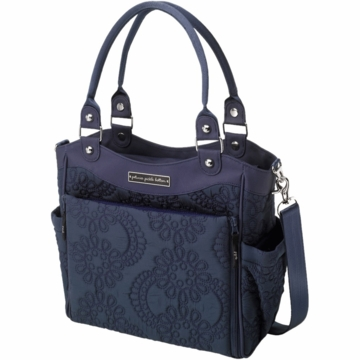 Petunia Pickle Bottom City Carryall in Waterloo Stop