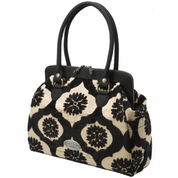 Petunia Pickle Bottom Cosmopolitan Carryall Black Forest Cake