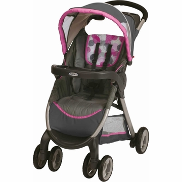 Graco FastAction Fold Classic Connect Stroller - Lexi