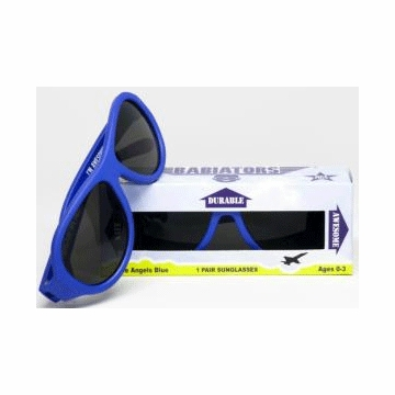 Junior Babiator Sunglasses - Blue Angels Blue (1-3 Years)