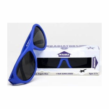 Classic Babiator Sunglasses - Blue Angels Blue (3+ Years)