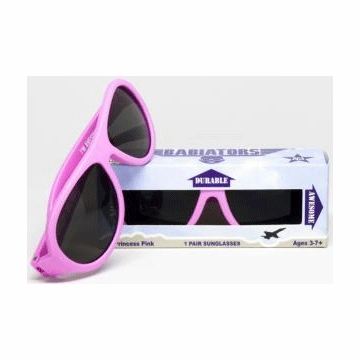 Classic Babiator Sunglasses - Princess Pink (3+ Years)