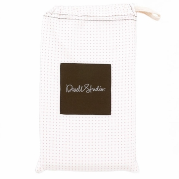 DwellStudio Pin Dot Petal Standard French Back Case