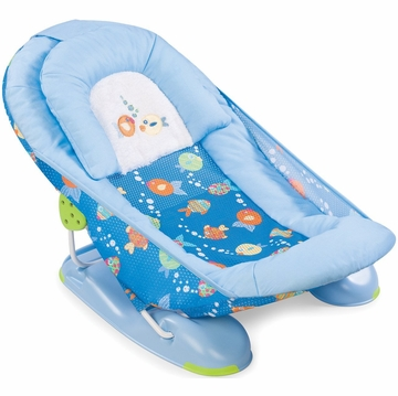 Summer Infant Mother's Touch Large Comfort Bather - Bubble Fish
