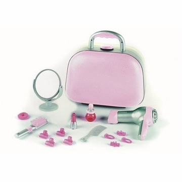 Theo Klein Braun Toy Beauty Case