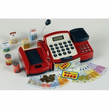 Theo Klein Toy Cash Register