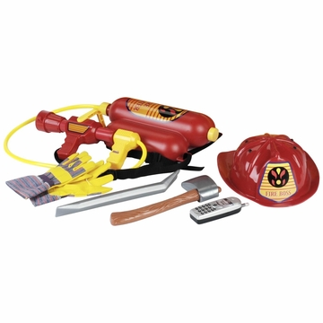 Theo Klein Toy Large Firefighter Set