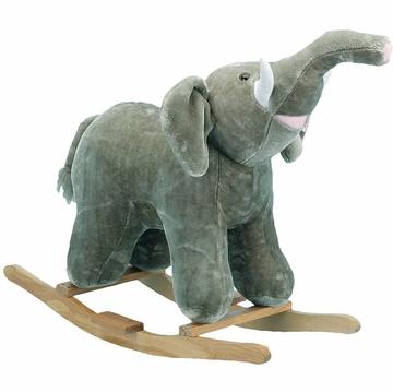 "Charm Company ""Earnest"" Elephant Rocker"