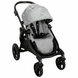 Baby Jogger City Select Single in Silver