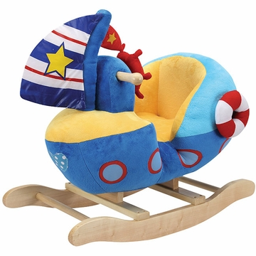 Charm Company Sailboat Rocker
