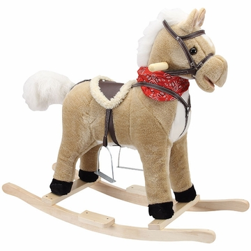 "Charm Company ""Blondie"" Rocking Horse"