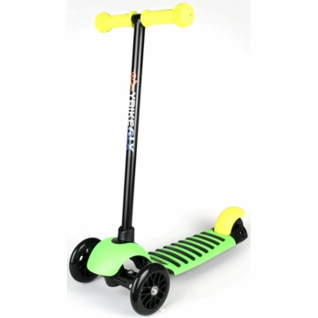The YBIKE GLX Scooter in Green