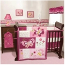 Bedtime Originals Pink Butterfly Collection